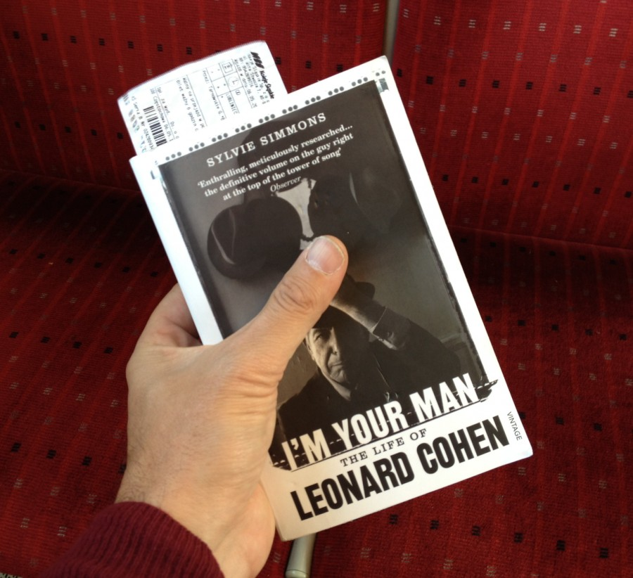 I'm your Man the Life of Leonard Cohen